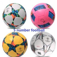 Wholesale European Cup baby football Adult college football number new kid football Pupils Training Football E262