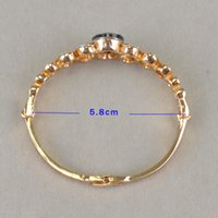 bangles from india - Fashion Jewelry Bangles From India Newest Women Fashion Metal Alloy Rose Gold Bracelets Bangles Various Styles A65