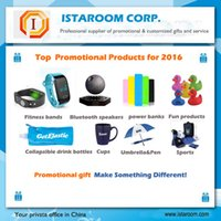 advertising fitness - 2016 top fashion newest custom promotional advertising gift fitness bands bluetooth speaker decoration with your logo order
