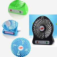 backpacking fishing - Mini Portable Fan mini usb rechargeable fan with mAh Power Bank and Flashlight for Traveling Fishing Camping Backpacking BBQ DHL OTH279