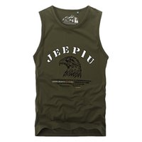 best down vest - JEEP good quality best price Tank Top Vests Muscle Tops outer vest
