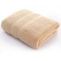 bath set group - Cost saving guangzhou all group weak twist cotton terry pure beige color rectangle cm g bath towel beach towel