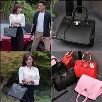 american coin collection - 2016 Bags for Women Handbag Fashion Cappuccino New Collection Top Grian Genuine Leather Handbag Leather Lady Bag Leather Women Handbag Totes