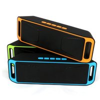 aux system - Mini Bluetooth Speaker Portable Wireless Speaker Sound System D Stereo Music Surround Support TF AUX USB For Mobile Phone