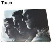batman mouse pad - Decoration Place Pad for Movie Batman Wonder Woman Superman Mouse Mat X220 cm