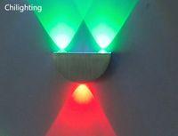 arc wall lamp - Hot sale LED wall Lamp arc shape spot lamp Modern Aluminum decoration scone lighting base AC90V V prefer