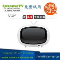 Wholesale Sesame TV android apk show high definition movie player hd set top box iptv free testing fee for days