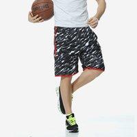 Wholesale Outdoor Sport Shorts Men s Tennis Basketball Running Shorts camouflage Brand Men Shorts Large Plus Size Oversized Gym Shorts