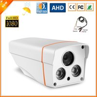 Wholesale Ultra Low Illumination SONY IMX322 TVL AHD Camera P Full HD CCTV Surveillance Security Camera With OSD Cable