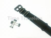 Precio de Ver negro núcleo suunto-Para la hebilla + los adaptadores + Lugs de la correa de reloj del cuero genuino de Nato de la venda de reloj de la base 24MM de la correa de Suunto Envío libre - 115
