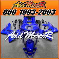 best free compression - Fairings Addmotor Best Choice Hot Sale Compression Mold ABS For Kawasaki ZX11 ZZR600 Blue K6114 Free Gifts High Quality