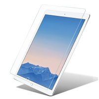 Wholesale Tempered Glass Screen Protector for iPad pro for iPad Air H Clear Screen Protectors Retail Packaging
