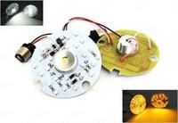 Wholesale 1157 LED Turn Signal for Harley Daytime Running Light Touring White Amber Dual YY259