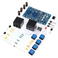 audio amplifier components - 2016 DIY Components Kit For Home Stereo Audio Amplifier Component Boot Delay for DC Protect Speaker for Protection Board