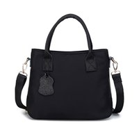 Wholesale The new style fashion waterproof oxford single shoulder bag handbag women bag color for pick