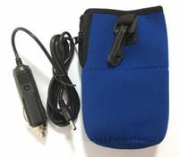 Wholesale DC V Universal Portable Travel Car Heater calefactor for Baby feeder Kid Bottle Car baby feeder Warmer Heater in Car
