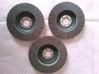 Wholesale 100mm good flap disc for metal polishing