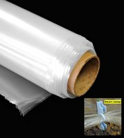 Cheap Wholesale-20 square meter 4x5m Greenhouse Clear Plastic Film Polyethylene Covering 3 Year 4 Mil