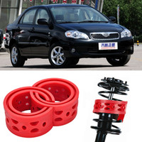 Wholesale 2 Rear Shock Absorber CoilSpring Cushion Buffer Special For Toyota Corolla EX