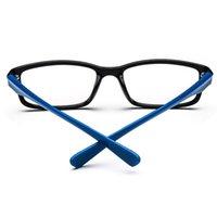 Wholesale 2015 New Fashion Colors Plain Mirror Glasses Men Women Eyeglasses Frame Optical Eyewear Frame