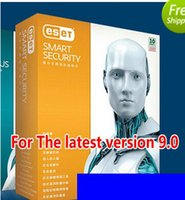 Wholesale Hot ESET nod32 smart security V9 V7 V8 Eset years pc userkey