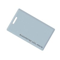 Wholesale ID EM Duplicate thick Card KHz Duplicate Card Access Control Duplicate Card writable