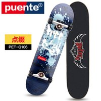 Wholesale Outdoor sports scooters Action Sports skateboard High quality skateboards Professional Four wheels longboard