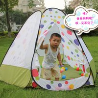 Wholesale 2016 hot sale Kids Safe Game Pit Balls Portable Balls Pool Outdoor Safety Playpen Toys For Baby