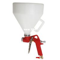 air hopper gun - High Quality L Pneumatic Hopper Spray Gun Air Paint Gun Spraying Equipment