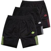 Wholesale Hot Summer Mens Shorts brand clothing boys Shorts Sport Casual gym Short Men Jogger Trousers quick drying short pants