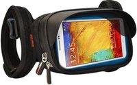 anti vibration mounts - So Easy Rider V5 Waterproof Mount Anti vibration Case Mount Handle Bar Holder for Smartphone phablet
