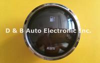 Wholesale 1pc Digital Oil Level Meters Fuel Level Gauges V V For Boat Automobile With Light Black Color