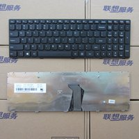 Wholesale Black New and Original Laptop keyboard For LENOVO G500 G510 G505 G700 G710 US United States Version