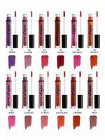 best lingerie brands - NYX lip lingerie liquid Matte Lip Cream Lipstick NYX Charming Long lasting Brand Makeup Lipsticks Lip Gloss colors BEST QUALITY
