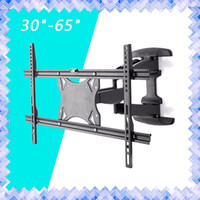 articulating wall mount - LED LCD Monitor Articulating Full Motion TV Wall Mount Bracket inch for