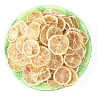 chinese dried fruit - Promotion Organic Sliced Dried Lemon Fragrance Refreshing Citrus Fruit Tea Chinese Natural Health Tea g