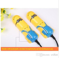 Wholesale Deodorizer Despicable Me Shoes Dryer Sterilizer Minions Dehumidify Electric Hot Sales Brand New Good Quality Brand New