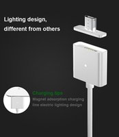 best cable packages - Best Metal Magnetic Cable Data Charger Cable For Micro USB Android Phone iphone s A Charging Cable with Retail Package