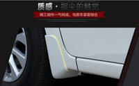 Wholesale High quality pp material car mudguards fenders with paint color for Nissan SYLPHY