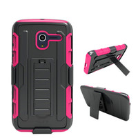 active robots - For Samsung Galaxy S7 Edge S6 Edge Plus S6 Active S5 Active Durable Kickstand Robot Combo Holster Case with Belt Clip