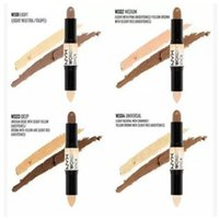 Wholesale New arrival NYX Wonder stick highlights and contours shade stick Light Medium Deep Universal
