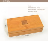 aseptic recycling - Delicate and environmental protection Can be recycling use of natural bamboo box