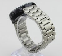 bars steel straps - 20MM Stainless Steel Metal Link Band For Samsung Gear S2 Classic Smart Watch Band Strap Bracelet Bands For Men Women With Spring Bar