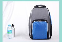 Wholesale 30 fashion Factory direct sales of ice bag insulation thick lunch bag picnic lunch bag shoulder outdoor cooler bags pack ice bag