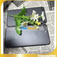 Wholesale 256GB Camera Goophone i7 Plus G MTK6580 GB GB Android inch IPS Dual Rear Camera HD WiFi IOS SKIN MP Smartphone