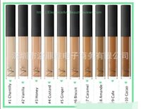 Wholesale N R S RADIANT CREAMY Cosmetics Face Eye Powder Plus Foundation Concealer Makeup Anti Cernes Eclat ml With Brush Texture Cremeuse lf