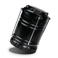 Wholesale New Arrival Super Bright Portable Collapsible Outdoor Camping Hiking Fishing Hunting LED Lantern Flashlight with Omni Directional Design