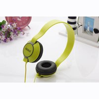 apple computer bag - Keeka Stereo Microphone Headset Headphone For Computer Samsung Iphone Huawei Mobile Phone Colorful With Free Buggy Bag