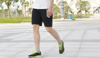 Wholesale 2016 Summer Cotton Life Exercise Five Sub Shorts Loose Basketball Running Pants Men Breathable Casual Pants