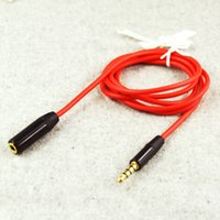 aux sends - AUX audio line MM male to female audio cable to extend the audio line to send the package bag